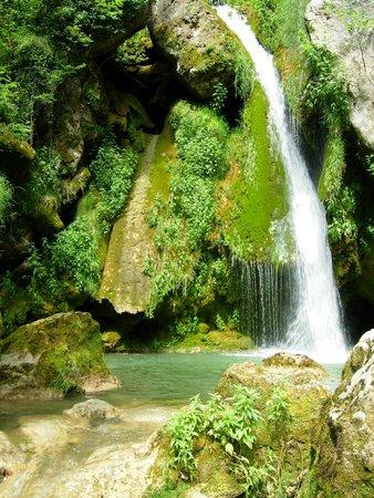 Cascada del Nacedero del Urederra