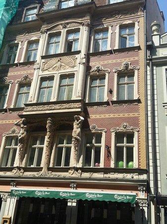 Old City Riga (Vecriga): old riga