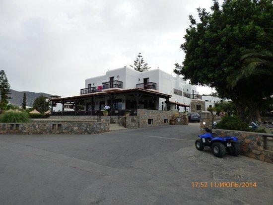 Hersonissos Maris Hotel and Suites : Отель