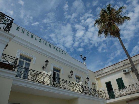 Hotel Excelsior Parco: Vue de l'hotel