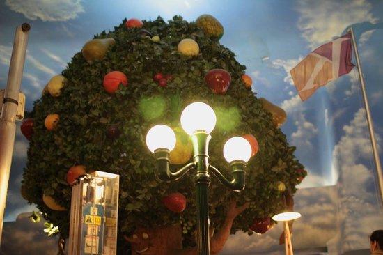 KidZania Santa Fe: El árbol de frutas
