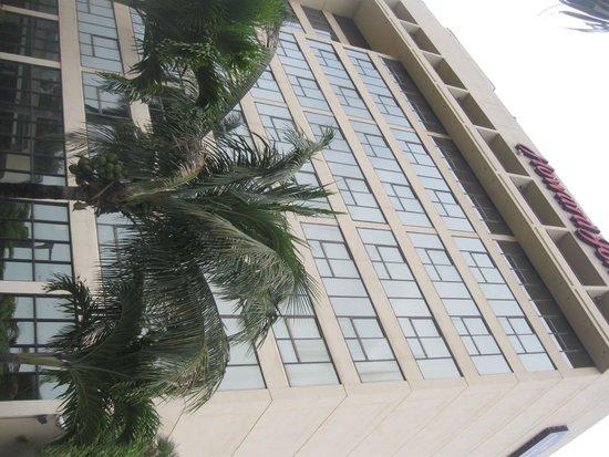 Holiday Inn Miami West - Hialeah Gardens : the hotel