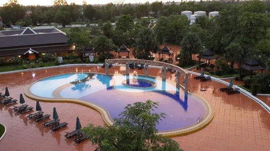 Pacific Hotel & Spa: 泳池