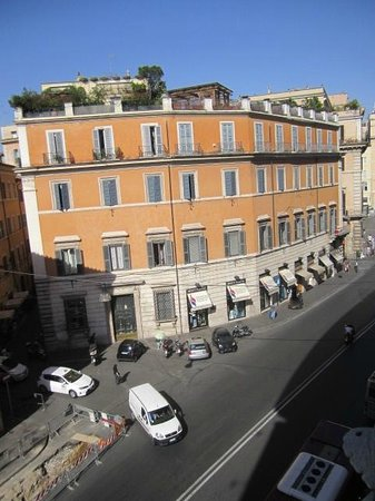 Tiziano Hotel : Room View