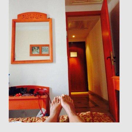 El Kantaoui Center : В номере две комнаты