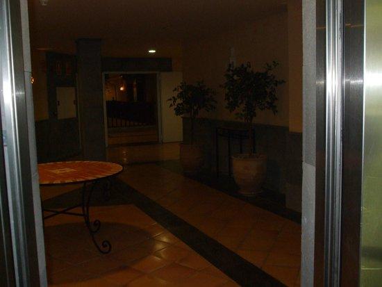 Gran Tacande Wellness & Relax Costa Adeje: uscita ascensore