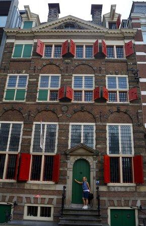 Musée de la maison de Rembrandt : The house