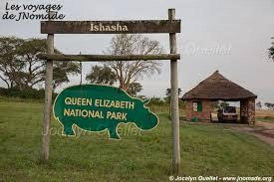 Queen Elizabeth National Park: Queen Elizebeth