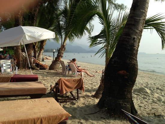 Koh Chang Resort & Spa: strand koh chang