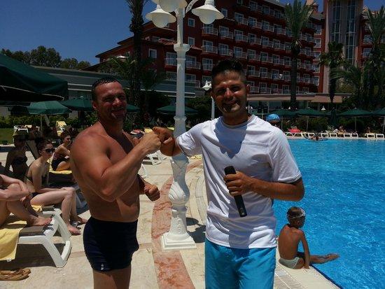 IC Hotels Santai: Me and Erdem