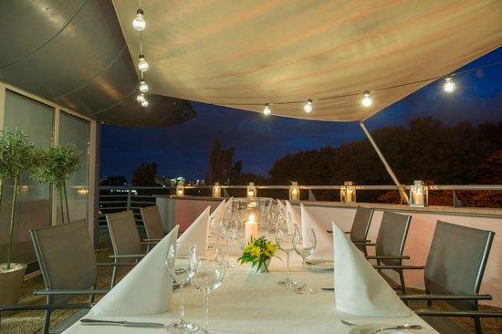 Vivaldi Hotel: Terrace Piano Forte