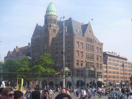 Dam Square City Center!