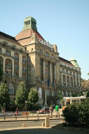 Gellert Spa: Gellert Hotel
