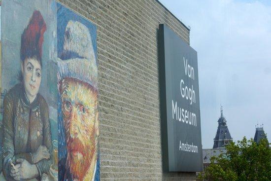 Van-Gogh-Museum: Vue du premier étage