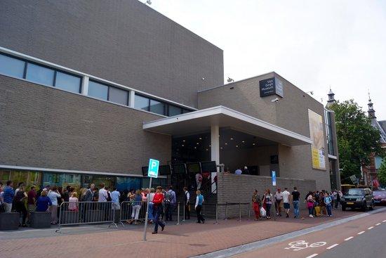 Van-Gogh-Museum: Entrée