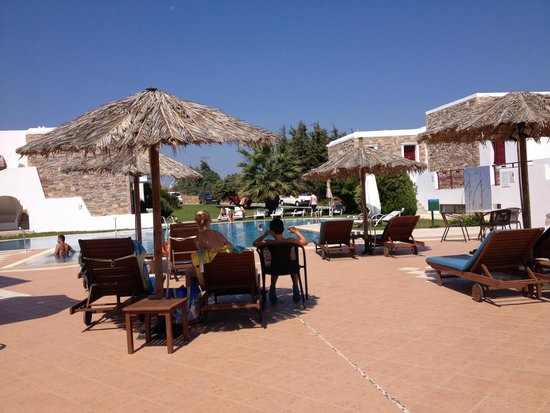 Naxos Palace Hotel: Súper
