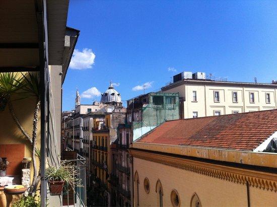 la t - Picture of B&B Terrazza Duomo, Naples - TripAdvisor
