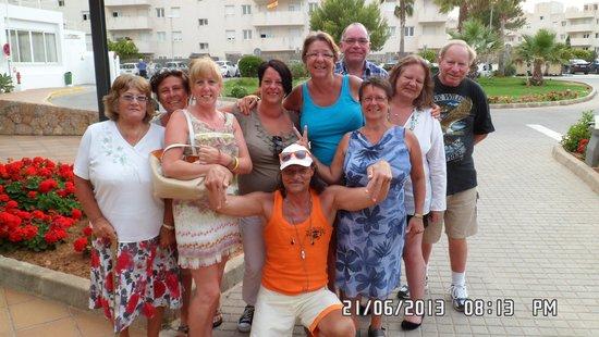 Fiesta Hotel Milord: unsere langjährigen freunde