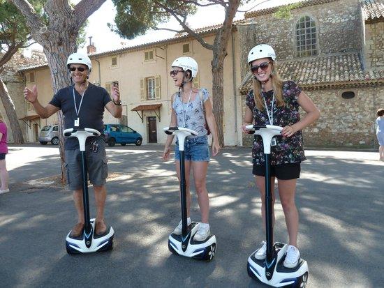 CannesVisiTour : Halte au Suquet 1