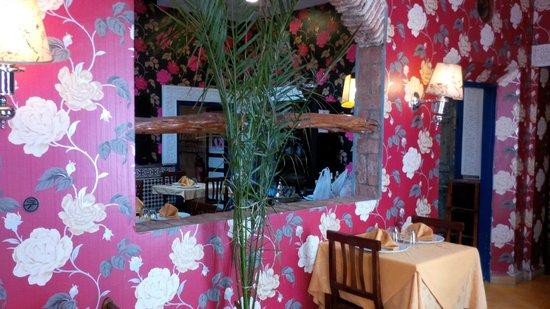 Silvestro: Inside the restaurant
