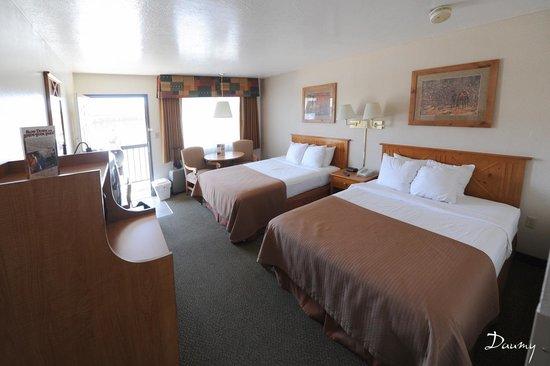 Best Western Plus Ruby's Inn : chambre