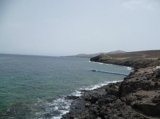 Hesperia Lanzarote : Vue mer de l'hôtel
