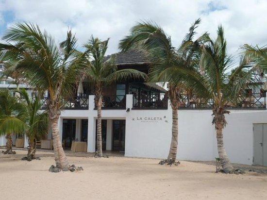 Hesperia Lanzarote: L'un des restaurants