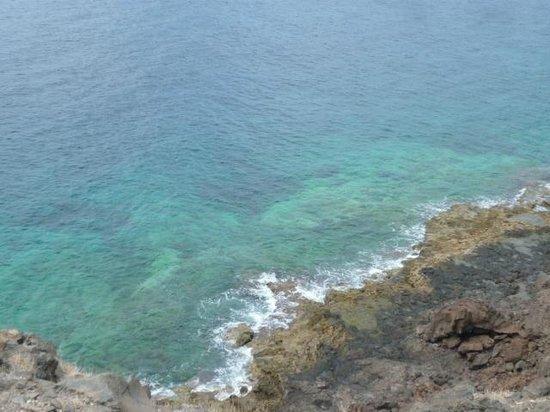 Hesperia Lanzarote: Une vue de la mer