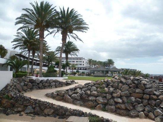 Hesperia Lanzarote: Une vue de l'hôtel