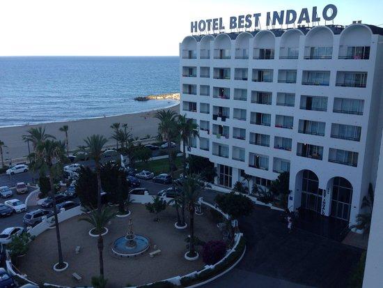 Hotel Best Indalo: Vista habitación 2