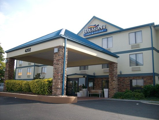 Comfort Inn : hotel front
