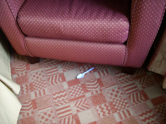 Comfort Inn: spoon