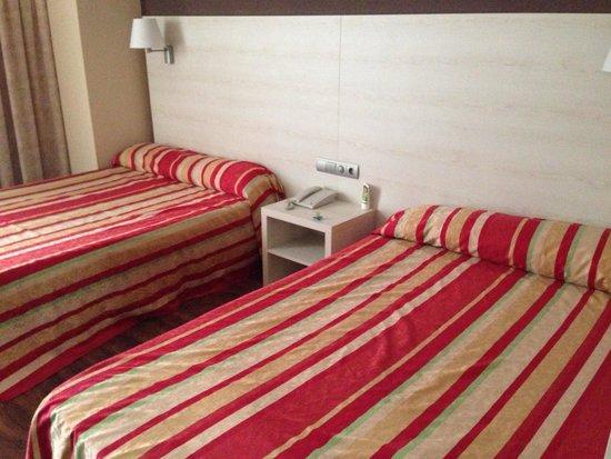 Hotel Best Indalo: Camas