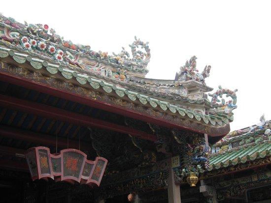 Chen Cihong Former residence: Carvings 3