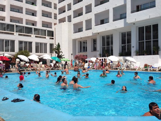 Hotel Best Indalo: Piscina