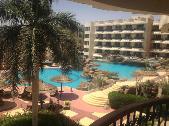 Hurghada SeaGull Beach Resort : A+