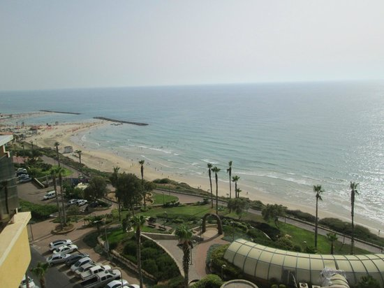 King Solomon Hotel: Balkon-Blick Richtung Süden