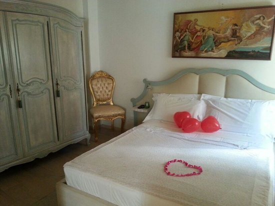 Juliette's Suite: Romantic room
