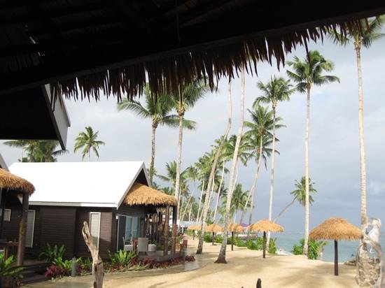 Saletoga Sands Resorts: Beachfront