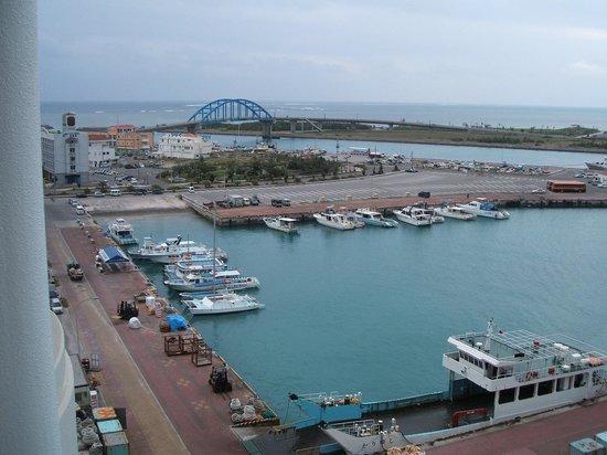 Hotel East China Sea: 八島方面のロケーションです。きれい