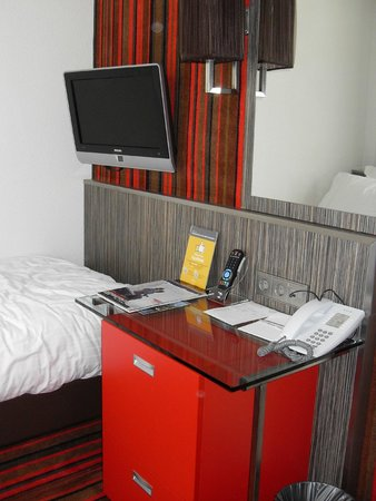 WestCord City Centre Hotel Amsterdam: la 604 chambre pour une personne