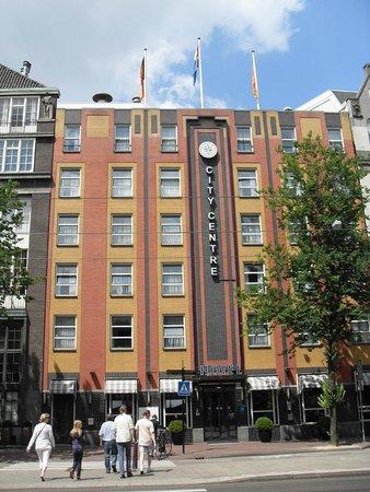 WestCord City Centre Hotel Amsterdam: l'hôtel