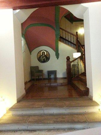 Hotel Convento del Giraldo: Recepción del hotel