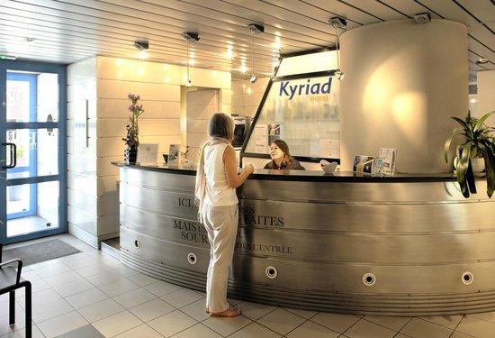 Kyriad Les Sables D'Olonne - Plage : Réception