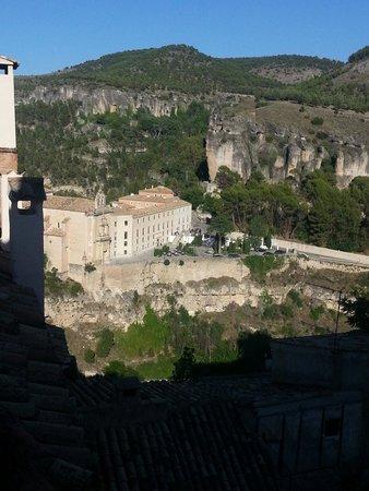 Hotel Convento del Giraldo: Vistas desde la habitación
