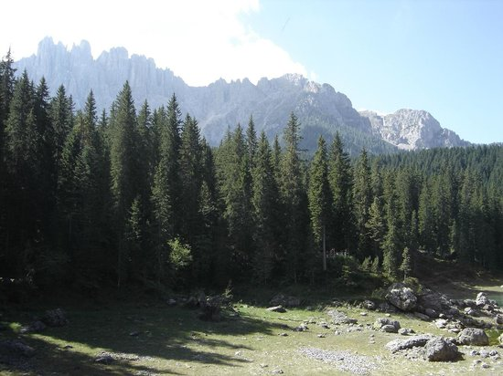 Lago di Carezza: Lago Carezza a settembre '13
