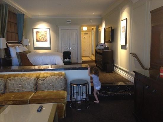 The Palazzo Resort Hotel Casino: nice rooms