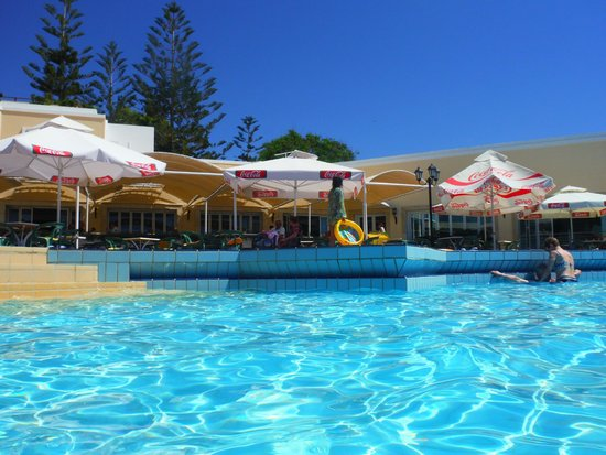 Creta Star Hotel: Piscine
