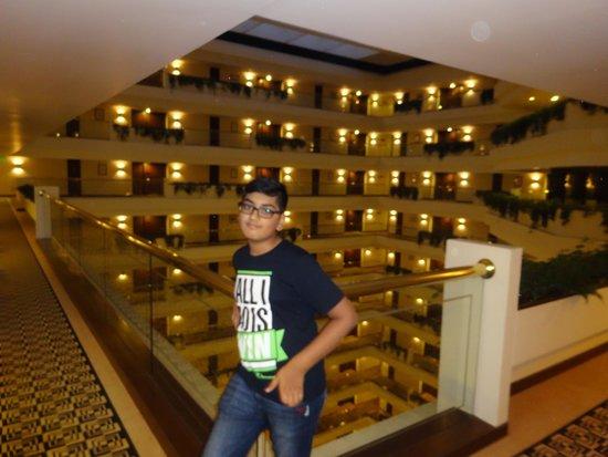 The Oberoi, Mumbai: Great Lobby @ Night