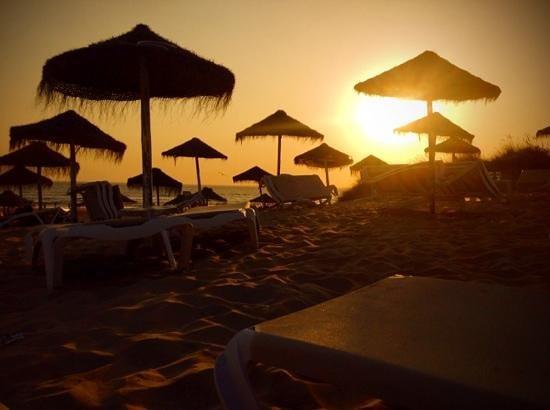 Borda D'Agua Sunset